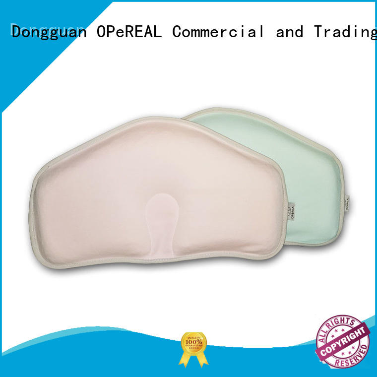 OPeREAL newborn pillow comfortable fro baby
