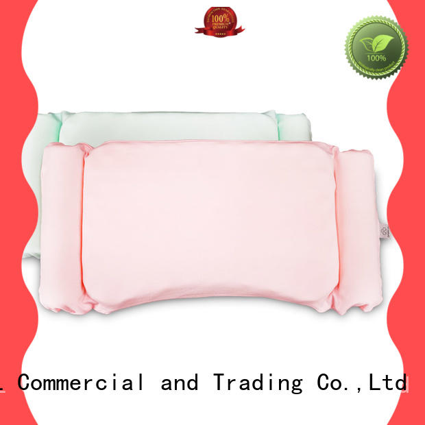 OPeREAL toddler bed pillow for head