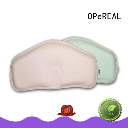 OPeREAL wholesale newborn baby pillow comfortable for head