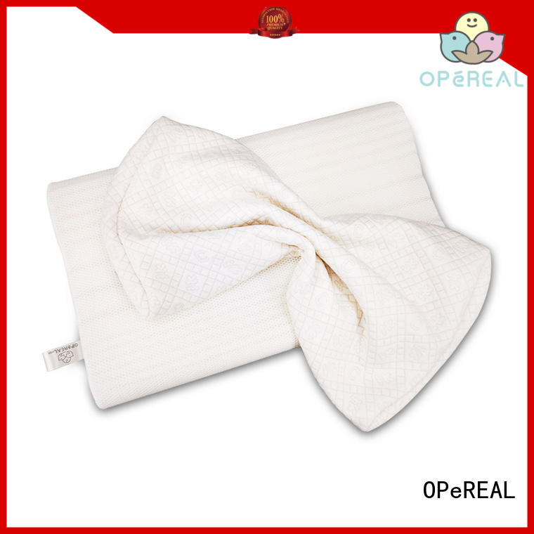 OPeREAL youth pillow factory price for kids