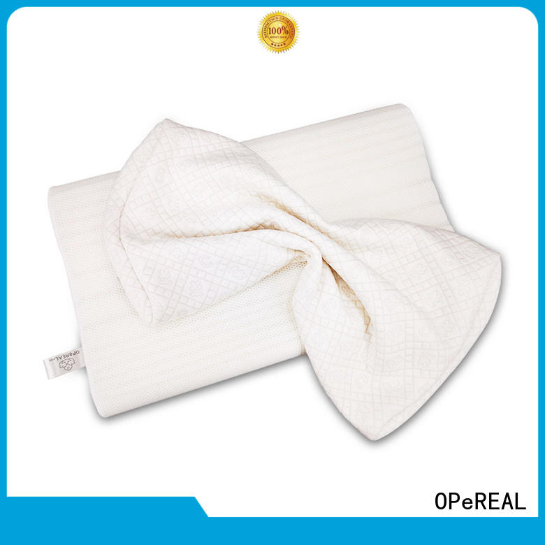 OPeREAL youth pillow hot-sale for neck
