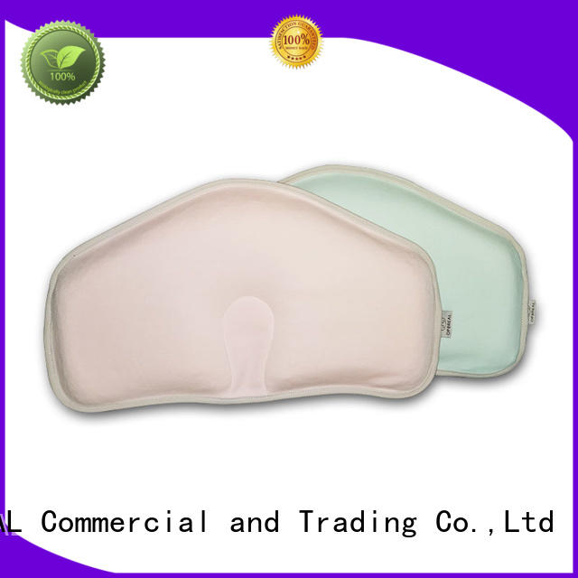 OPeREAL on-sale newborn baby pillow top brand for crib