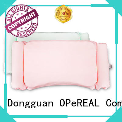 OPeREAL OEM toddler bed pillow for head