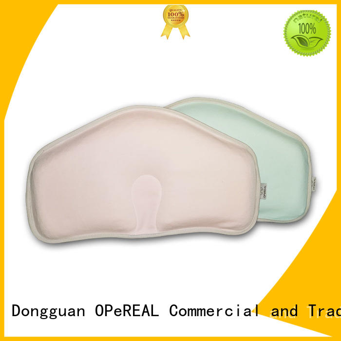 newborn pillow shaping fro baby OPeREAL