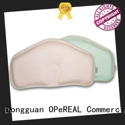 OPeREAL newborn baby pillow comfortable fro baby