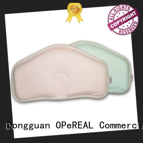 OPeREAL customized newborn pillow comfortable for sleep