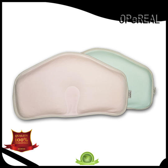 OPeREAL on-sale newborn baby pillow shaping for crib