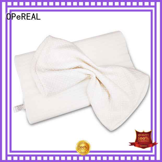 OPeREAL bulk production youth pillow cheapest for neck