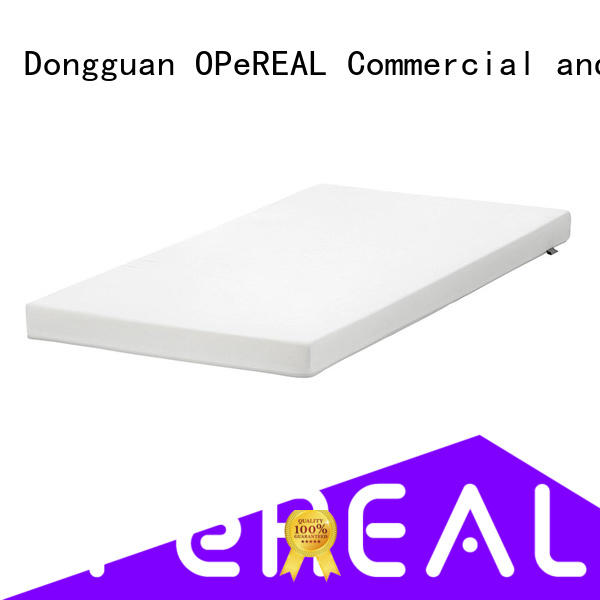 OPeREAL foam bed topper free delivery for children