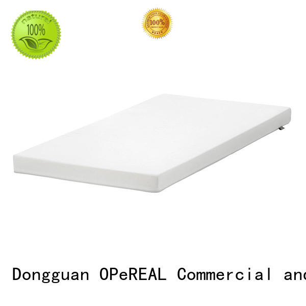 bed mattress topper free delivery for bed OPeREAL