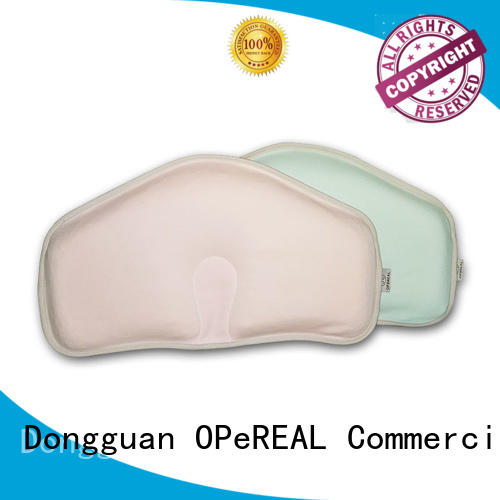 pillow for newborn head shape head OPeREAL Brand newborn neck pillow