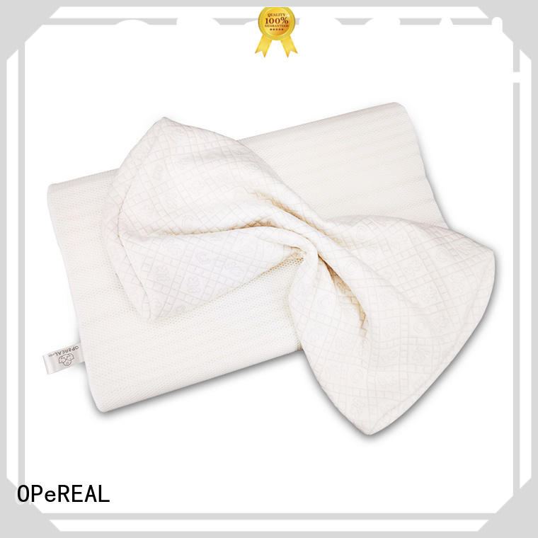 OPeREAL wholesale children's sleeping pillows for youth