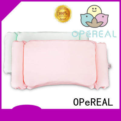 toddler bed pillow for sleep OPeREAL