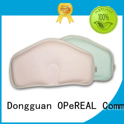 OPeREAL newborn pillow top brand fro baby