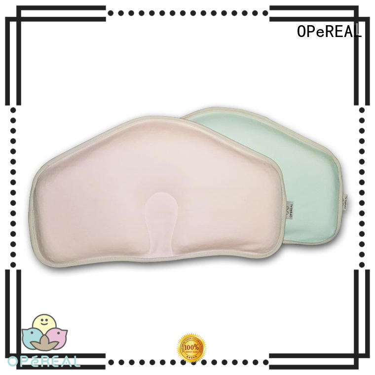 OPeREAL high-end newborn baby pillow shaping for head