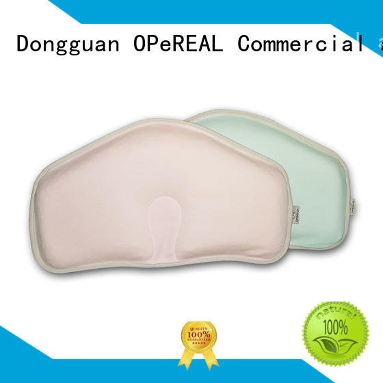 hot-sale newborn baby pillow buy now for infant OPeREAL