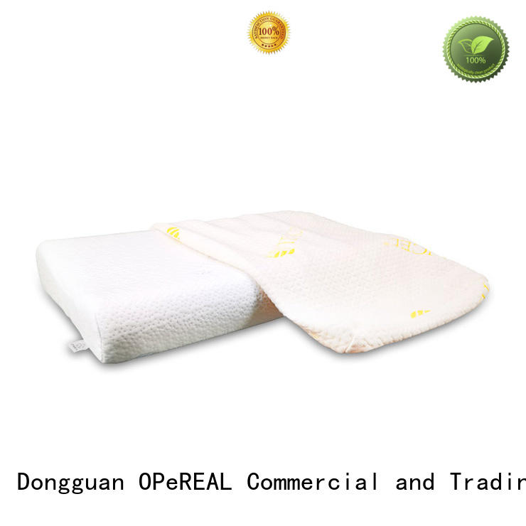OPeREAL adult neck pillow latest design for neck