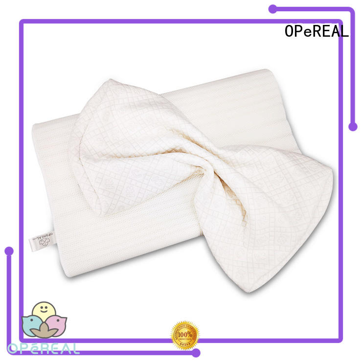 OPeREAL children pillow factory price for youth