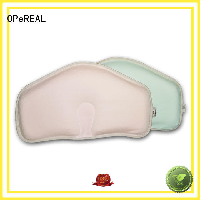 OPeREAL newborn baby pillow hot-sale fro baby