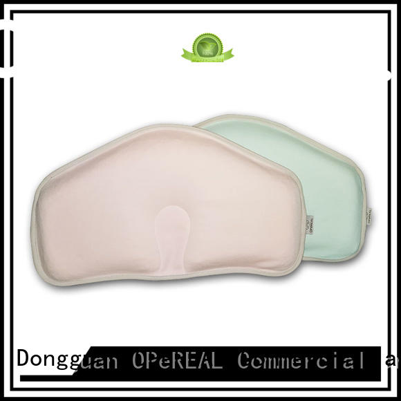 OPeREAL customized newborn pillow shaping for infant