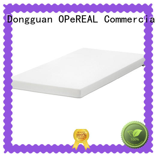cloud mattress topper OPeREAL Brand silicone rubber mattress manufacture