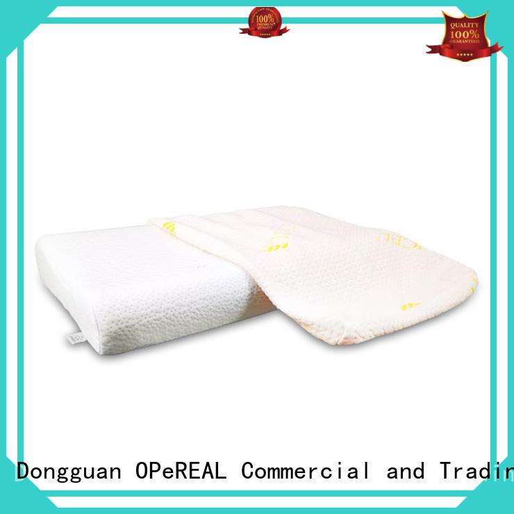 OPeREAL high-end comfortable pillows latest design for adult