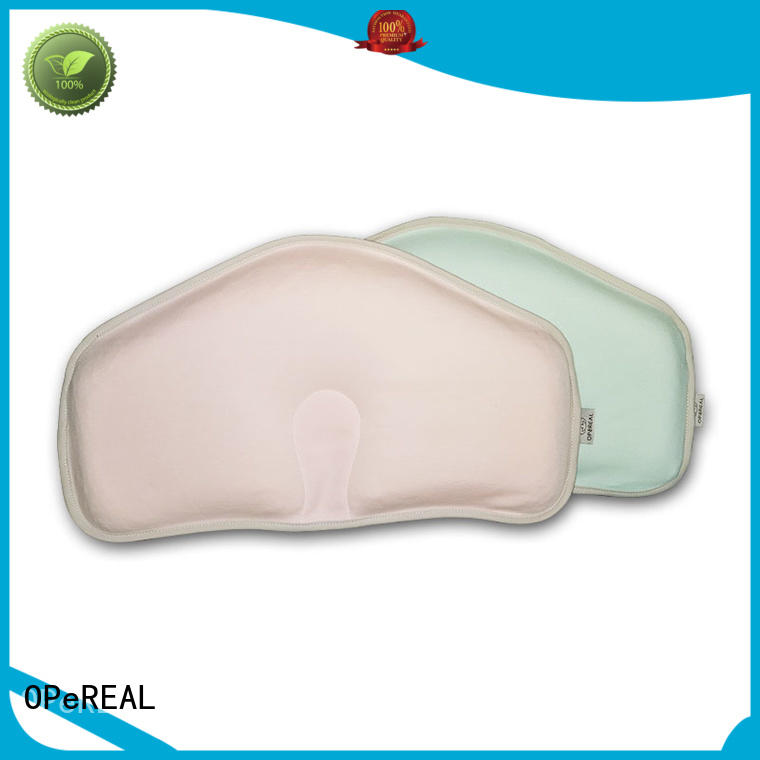 OPeREAL high-end newborn baby pillow hot-sale for bed
