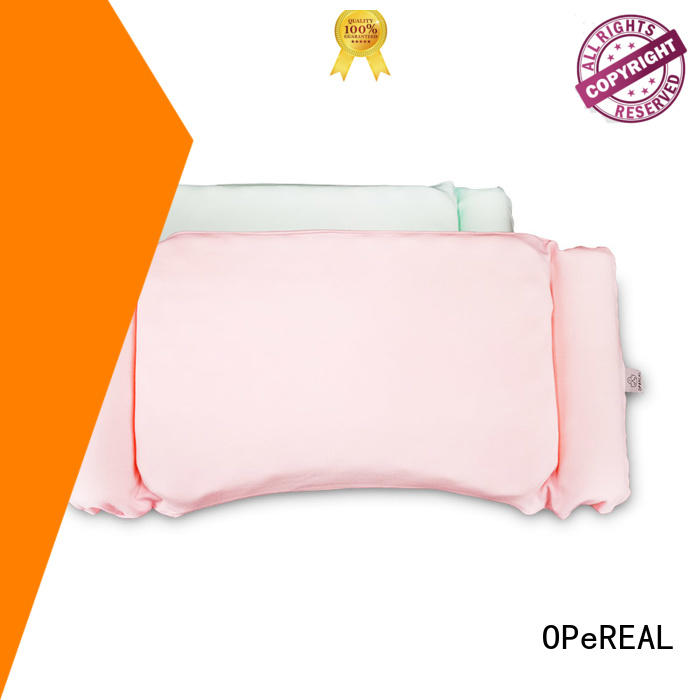 OEM toddler bed pillow healthy for children