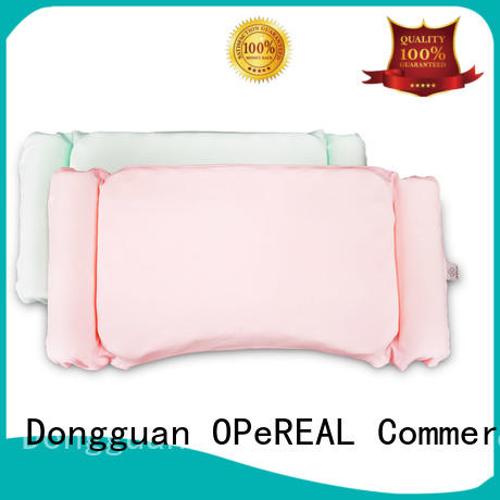 OPeREAL top-rated toddler bed pillow baby care for head