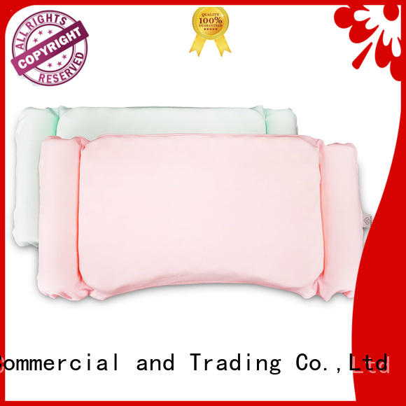 OPeREAL toddler bed pillow baby care for sleep