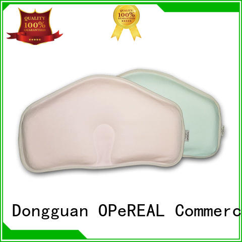OPeREAL wholesale newborn baby pillow comfortable for infant