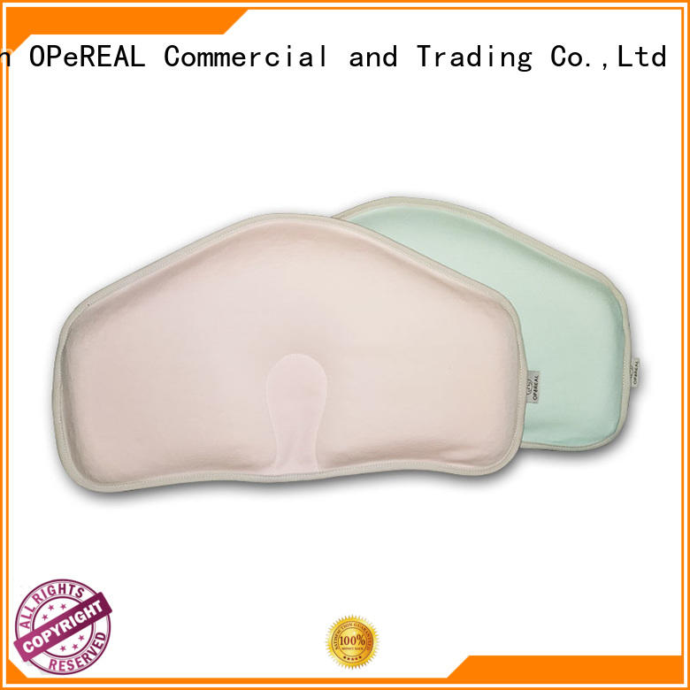 OPeREAL wholesale newborn head pillow for head