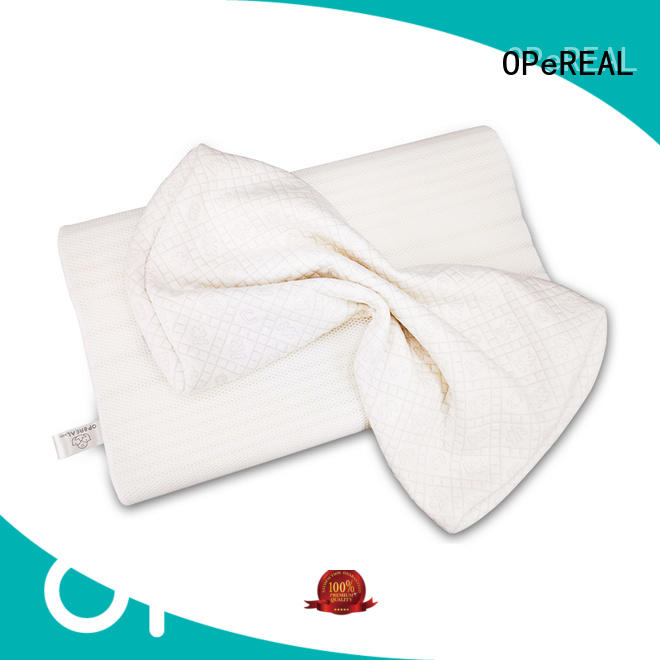 OPeREAL youth pillow cheapest for kids