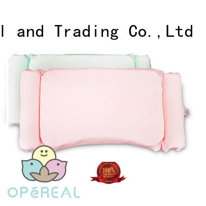 OPeREAL latest toddler crib pillow healthy for head