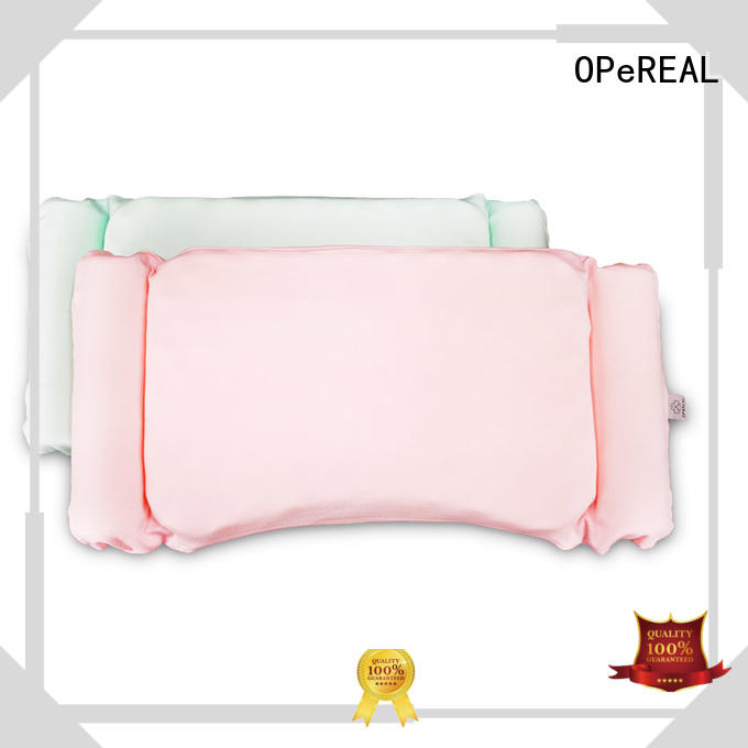 toddler crib pillow for sleep OPeREAL