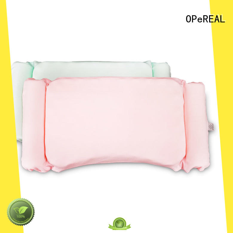 OPeREAL wholesale toddler crib pillow for children
