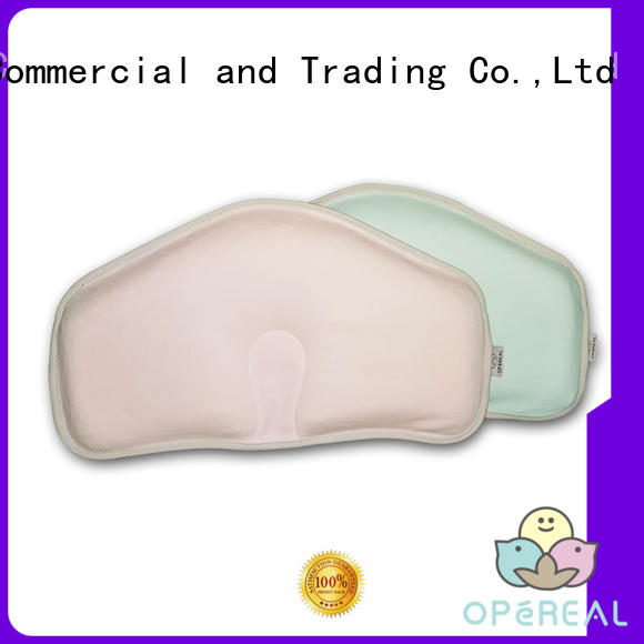 OPeREAL customized newborn pillow buy now for head