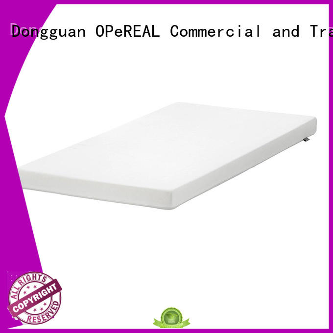 OPeREAL bed mattress topper on-sale for children