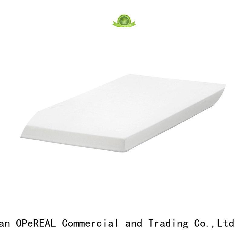 OPeREAL comfortable mattress topper for children