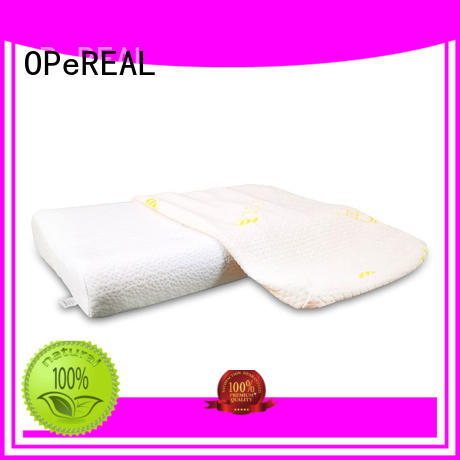 OPeREAL adult neck pillow popular for adult