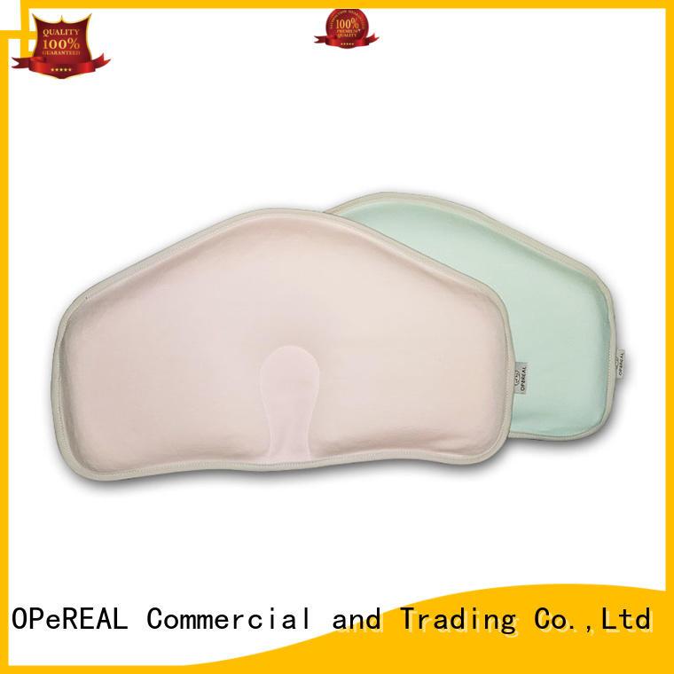 pillow for newborn head shape pillow newborn head OPeREAL Brand company