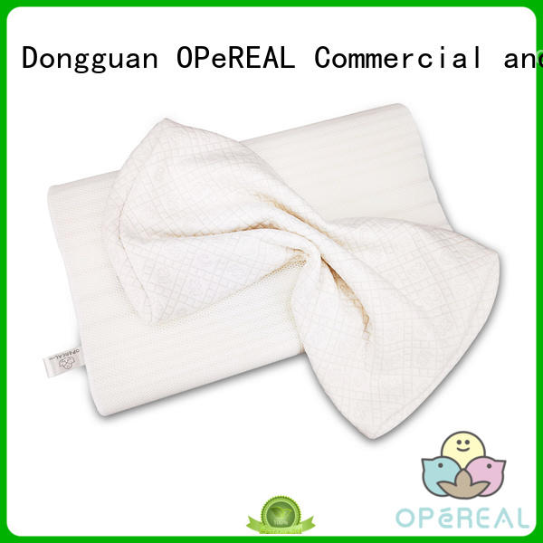 OPeREAL children pillow hot-sale for kids