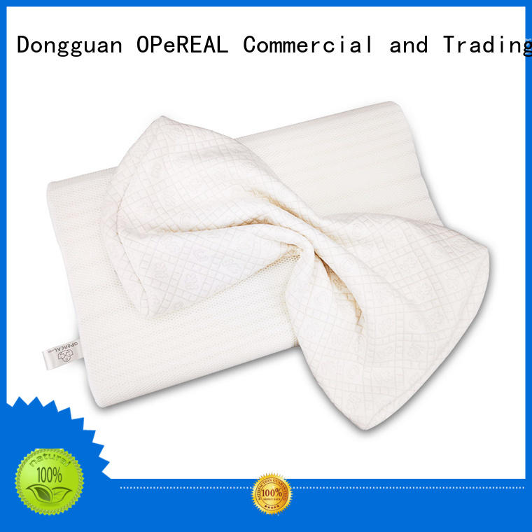 OPeREAL youth pillow factory price for youth