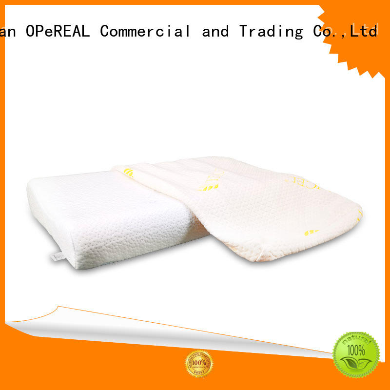 OPeREAL high-quality adult neck pillow neck adult