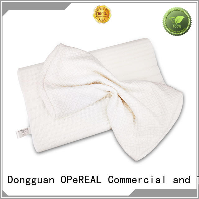 OPeREAL wholesale youth pillow factory price for youth
