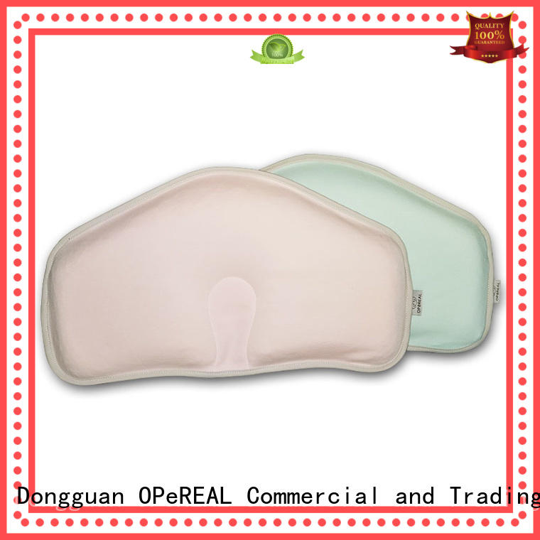 OPeREAL on-sale newborn sleep pillow top brand for infant