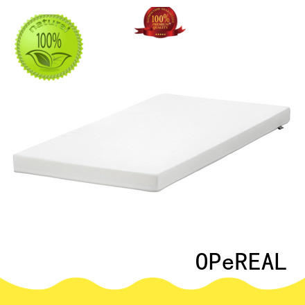 OPeREAL oem foam bed topper fast delivery for bed