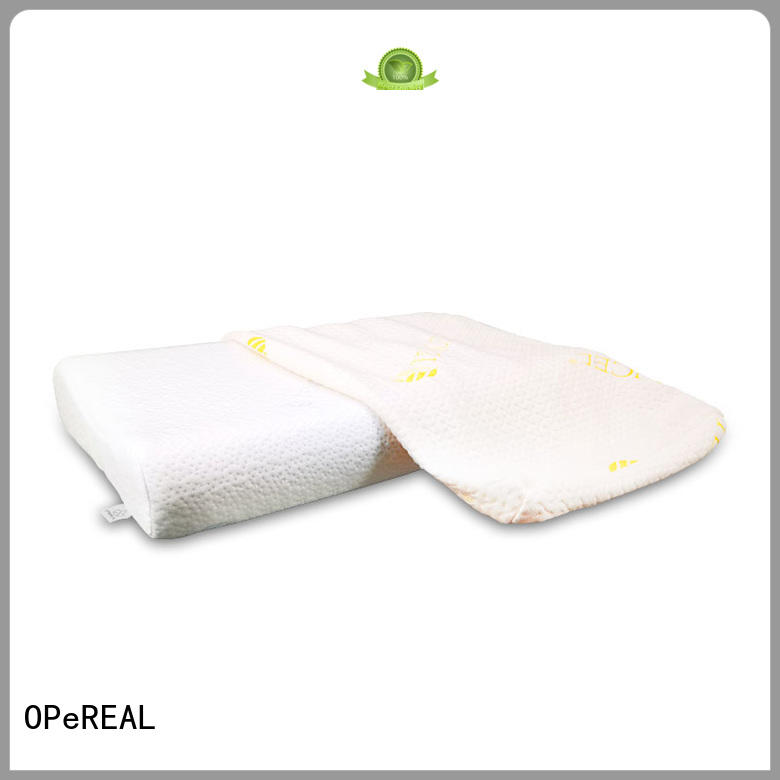 OPeREAL adult neck pillow new material for sleep