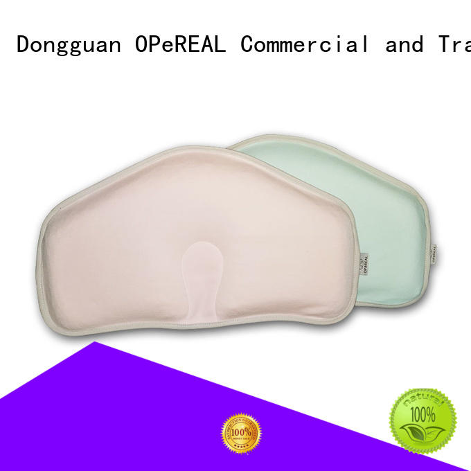 OPeREAL on-sale newborn pillow top brand for head