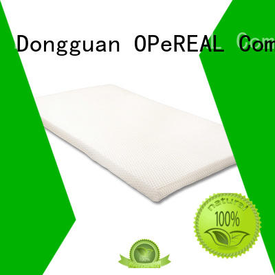 OPeREAL cheap baby crib mattress top selling for baby